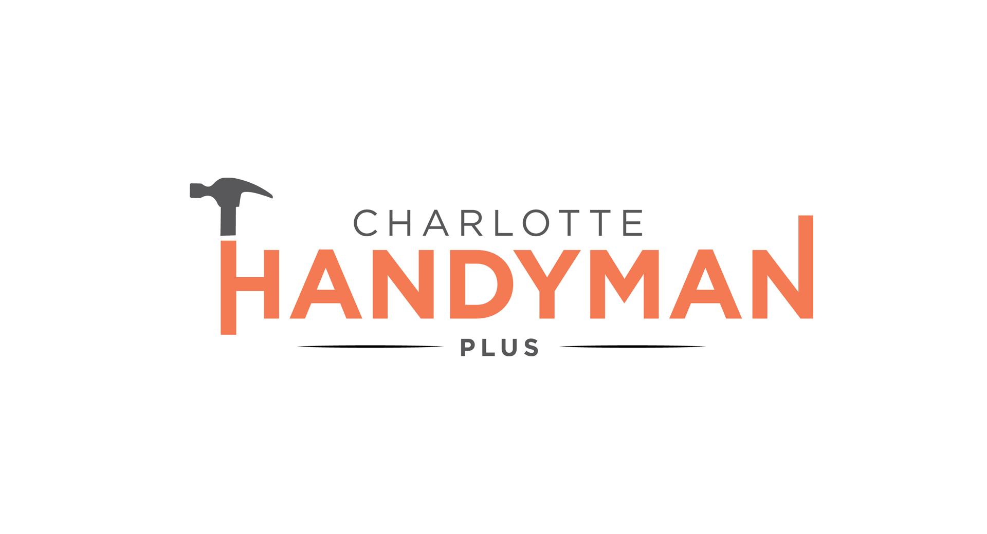 Logo Design for Charlotte Handyman Plus by CCP Web Design