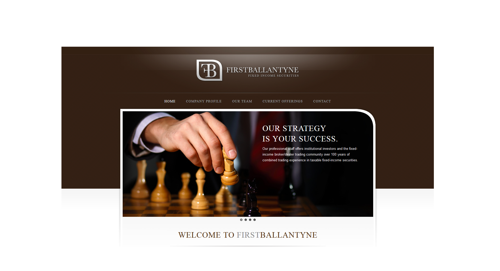 First Ballantyne Fixed Income Securities