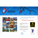 Sunland Fire Protection, Inc. - Website Design, Copywriting, Photography
