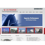 Superior Industrial Maintenance Company, Inc. - Website Design, Copywriting